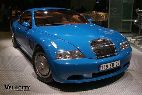2000 Bugatti Eb 118 Photos, Informations, Articles