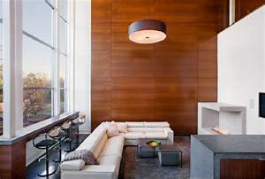 Choose wood accent walls for a warm and eye catching d?cor