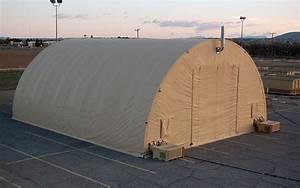 Alaska 40' Shelter System | Alaska Structures Military