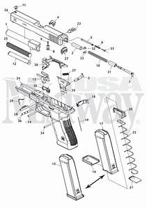 full size glock schematic is here at glock With glock 22 diagram