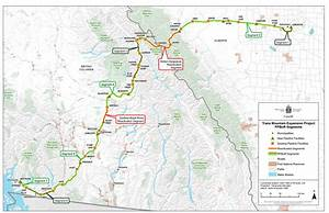 NEB - Detailed Route maps for Trans Mountain Expansion ...