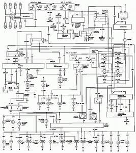 Cadillac Deville 1975 Wiring Diagram  61736