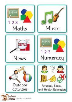 picture symbols  visual timetable yahoo image search