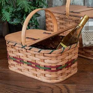 Traditional, Picnic, Basket