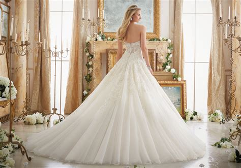 Dreamy Ball Gown Wedding Gown