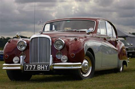 Jaguar MK VIII 1956 - 1958: Simple Facelift With Better ...
