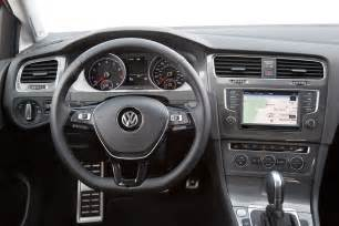 volkswagen dashboard volkswagen golf alltrack reviews research new used