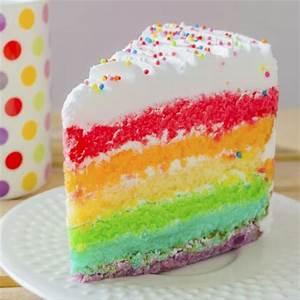 Leckere Rezepte für bunte Kuchen