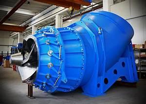 New Hydraulic Generator