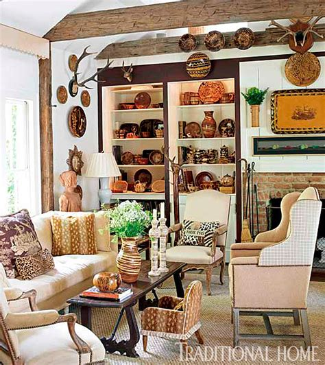Comfortably Appointed Southern Home comfortably appointed southern home traditional home
