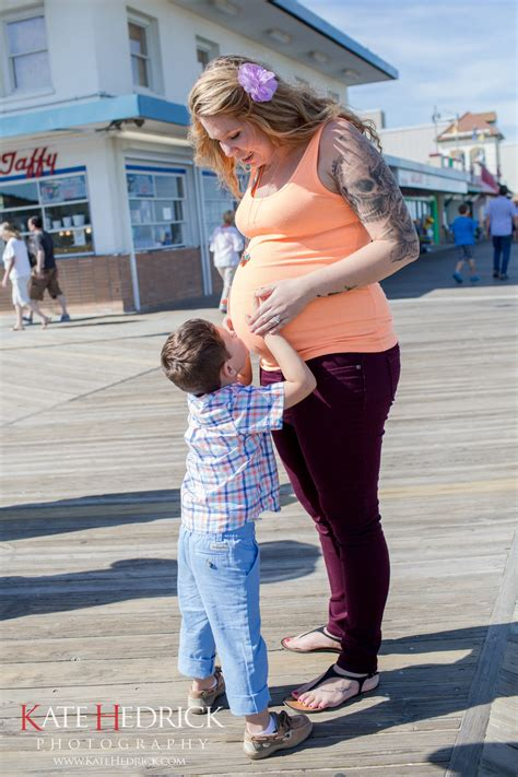 Photos Pregnant Kailyn Lowry Javi And Isaac At The Beach