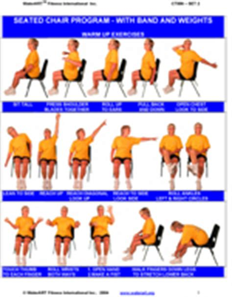 lc land standing chair exercise chart canada usa
