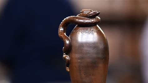 anna pottery temperance snake jug antiques roadshow