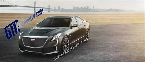 Cadillac Ct6 Rendering by 2016 Cadillac Ct6 V Photo Rendering Gm Authority