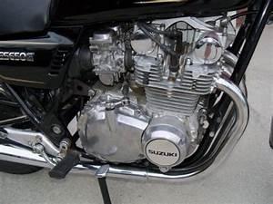 1982 Suzuki Gs650g 650gt