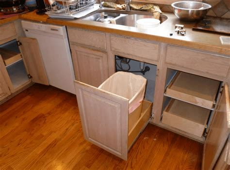 kitchen sink garbage can 26 top inspirations for sink trash can to affect 8695