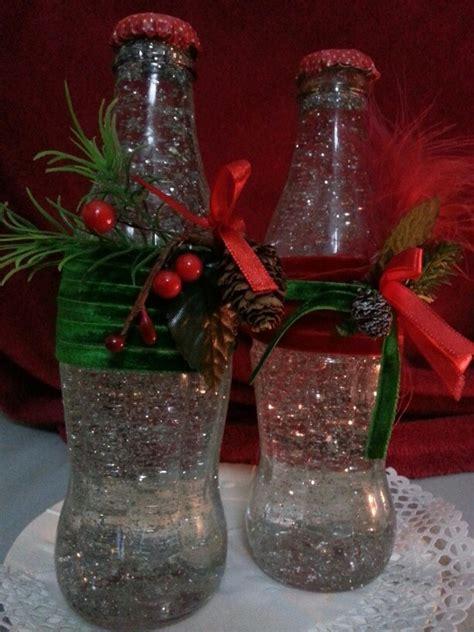 botellas navide 241 as ideas para manualidades