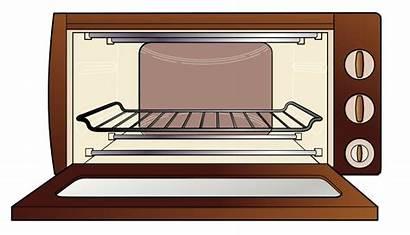 Oven Microwave Clipart Kitchen Clip Cartoon Transparent