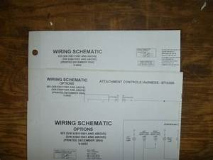 Bobcat 553 Skid Steer Electrical Wiring Diagram Schematic