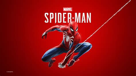 Spider Man 2018 4k Ps4 Game Wallpapers