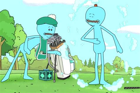 """Rick And Morty '""""meeseeks And Destroy"""""""
