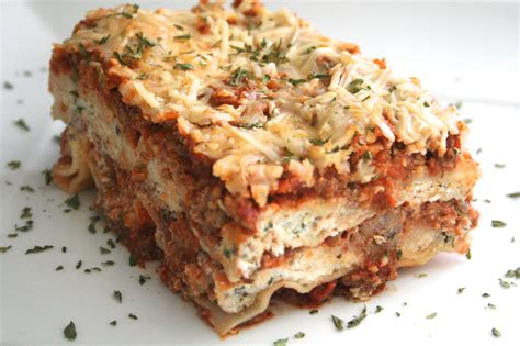 white cottage pizza carol cheese lasagna