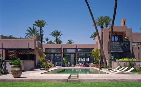 Modern Moroccan Villa In Marrakech By Tupelo Arkitektur