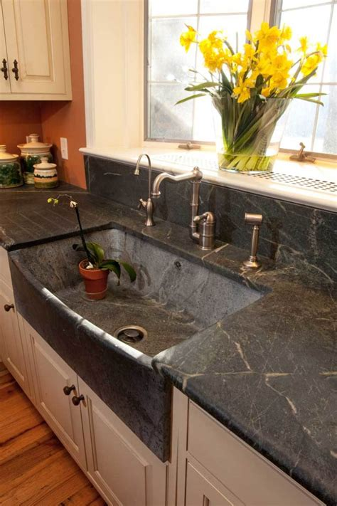 seamless thinking options  sink countertop design