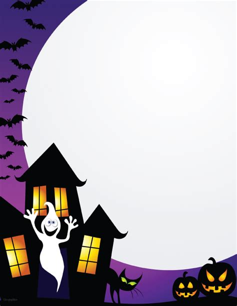 images   printable halloween stationery