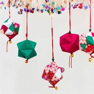 Origami Boule De Noel : origami boule noel brassline ~ Farleysfitness.com Idées de Décoration