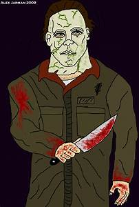 rob zombie michael myers by leatherfaceforever66 on deviantART