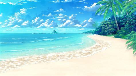 ocean beach palms tropics wallpapers ocean beach palms