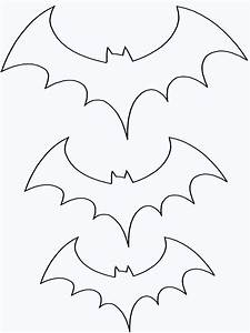 template for hanging pictures - printable hanging bat template to print for kids