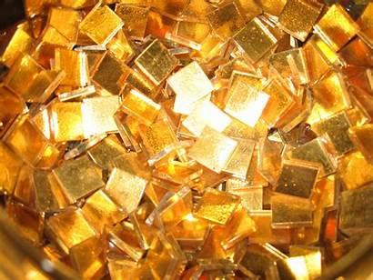 Gold Leaf Golden Tile Touch 24ct G2