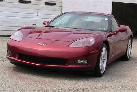 2008 corvette paint cross reference