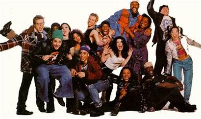 Rent 1996 Broadway Cast Production Company Musical