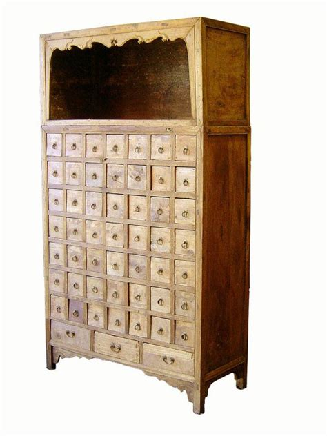 antique chinese apothecary cabinet woodworking projects