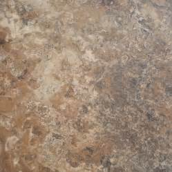 shop stainmaster brown peel and stick vinyl tile at lowes com