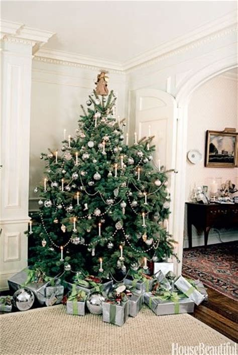 elegant christmas tree ideas love  blog