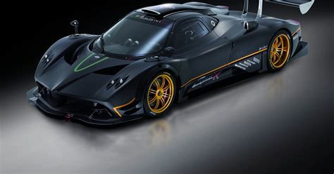 Pagani Zonda R Photo Appreciation