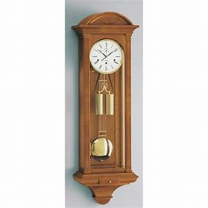 Kieninger Chesterfield Regulator Wall Clock 2542-41-01