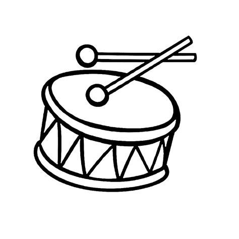 Kleurplaat Olifant Muziek by Muziekinstrumenten Kleurplaten Kleurplatenpagina Nl