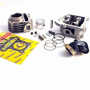 Scooter 80cc 47mm Big Bore Kit Cylinder Barrel Gy6 50 139qmb Chinese Performance