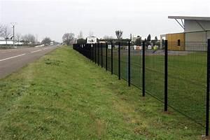 Panneaux Rigide Pour Cloture : panneaux rigides pour cloture grillage maille chromeleon ~ Edinachiropracticcenter.com Idées de Décoration