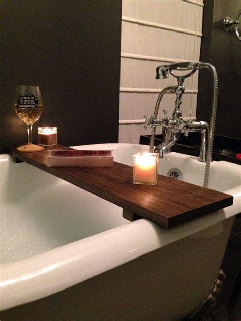 tub caddy  clawfoot tub bathtub designs