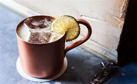 mule drink punch moscow mule