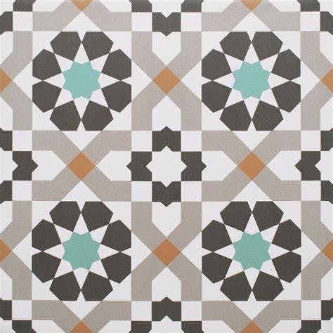 Fliesen Muster by Harika Tatli Geometric Floor Tiles Vintage Pattern