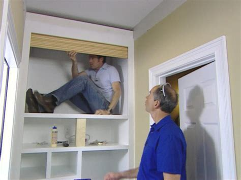 build  valet cabinet  tos diy