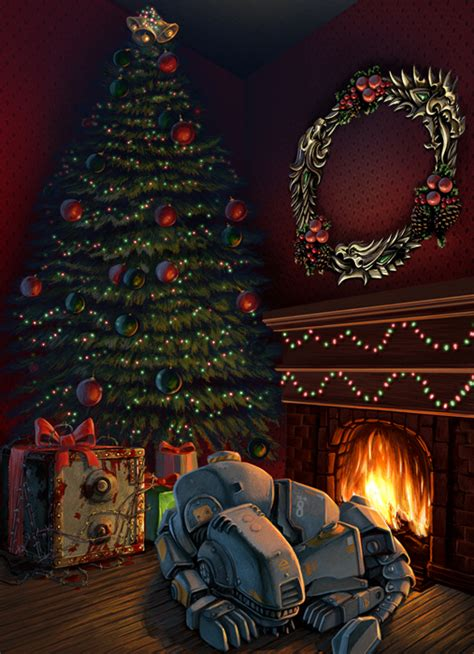fallout  rumours bethesda christmas card dampens release