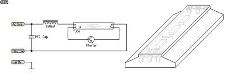 fluorescent light wiring diagram somurich